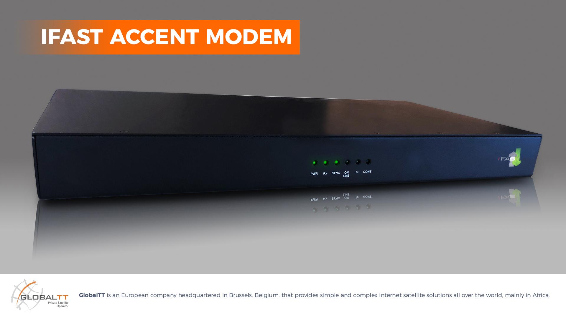 iFAST Accent Modem